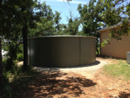 20K Gallon Pioneer XL15 Water Storage Tank