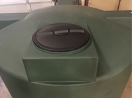 "16"" Lid for Poly Tank"
