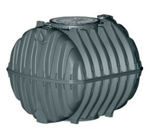 Graf Carat S 1700 Gallon Underground Extension Tank