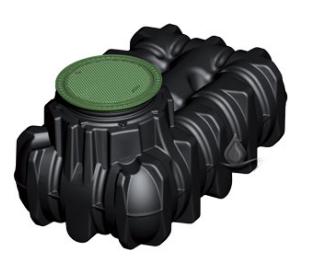 Graf Platin 400 Gallon Cistern 390000