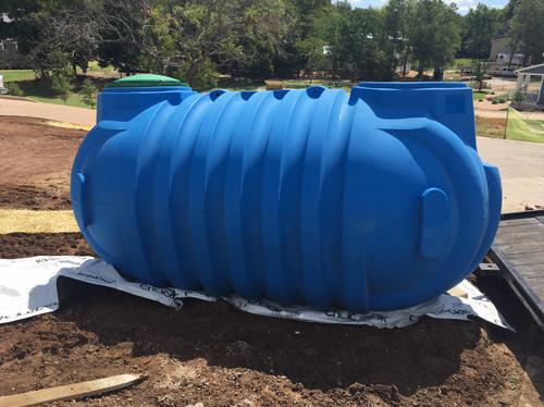 200 Gallon Underground Cistern - Potable Water Storage (510186)