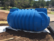 200 Gallon Underground Cistern - Potable Water Storage (510186)