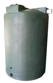 PM1150RH - 1150 Gallon Rain Harvesting Tank - Dark Green