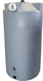 "250 Gallon Poly-Mart Rain Harvesting First Flush Tanks (4"" Inlet)"