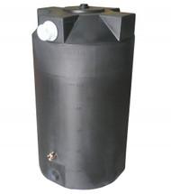 "125 Gallon Poly-Mart Rain Harvesting First Flush Tanks (4"" Inlet)"