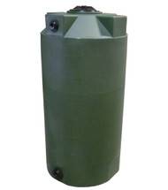 250 Gallon Water Storage Tank (Dark Green)