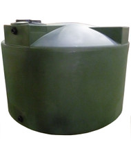 1500 Gallon Water Storage Tank - PM1500 - Dark Green
