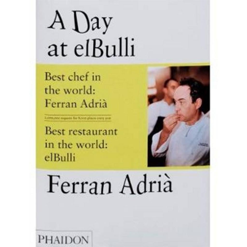 A Day at elBulli, Ferran Adria, Juli Soler, Albert Adria