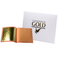 Edible Gold Leaf Transfer Sheets 23ct x 5