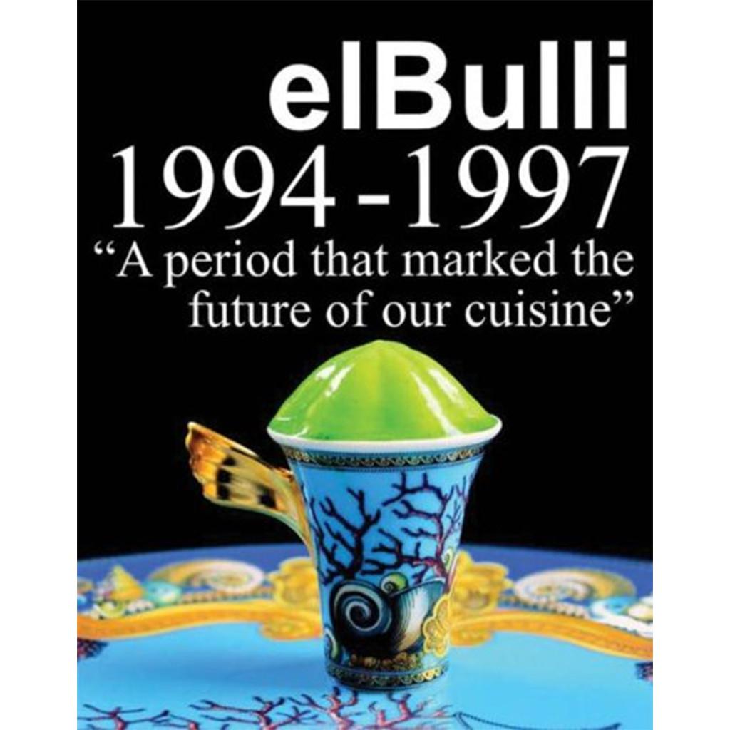 elBulli II 1994-1997, Ferran & Albert Adria