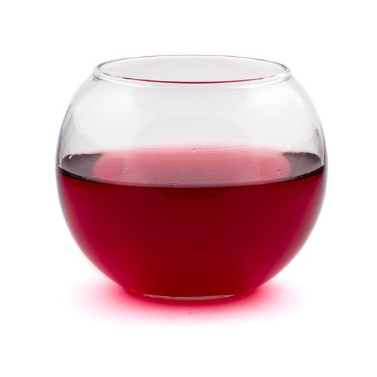 Glass Bowl - Bubble Ball 21cm