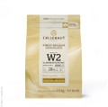 Callebaut Chocolate Callets White 28% - 2.5kg
