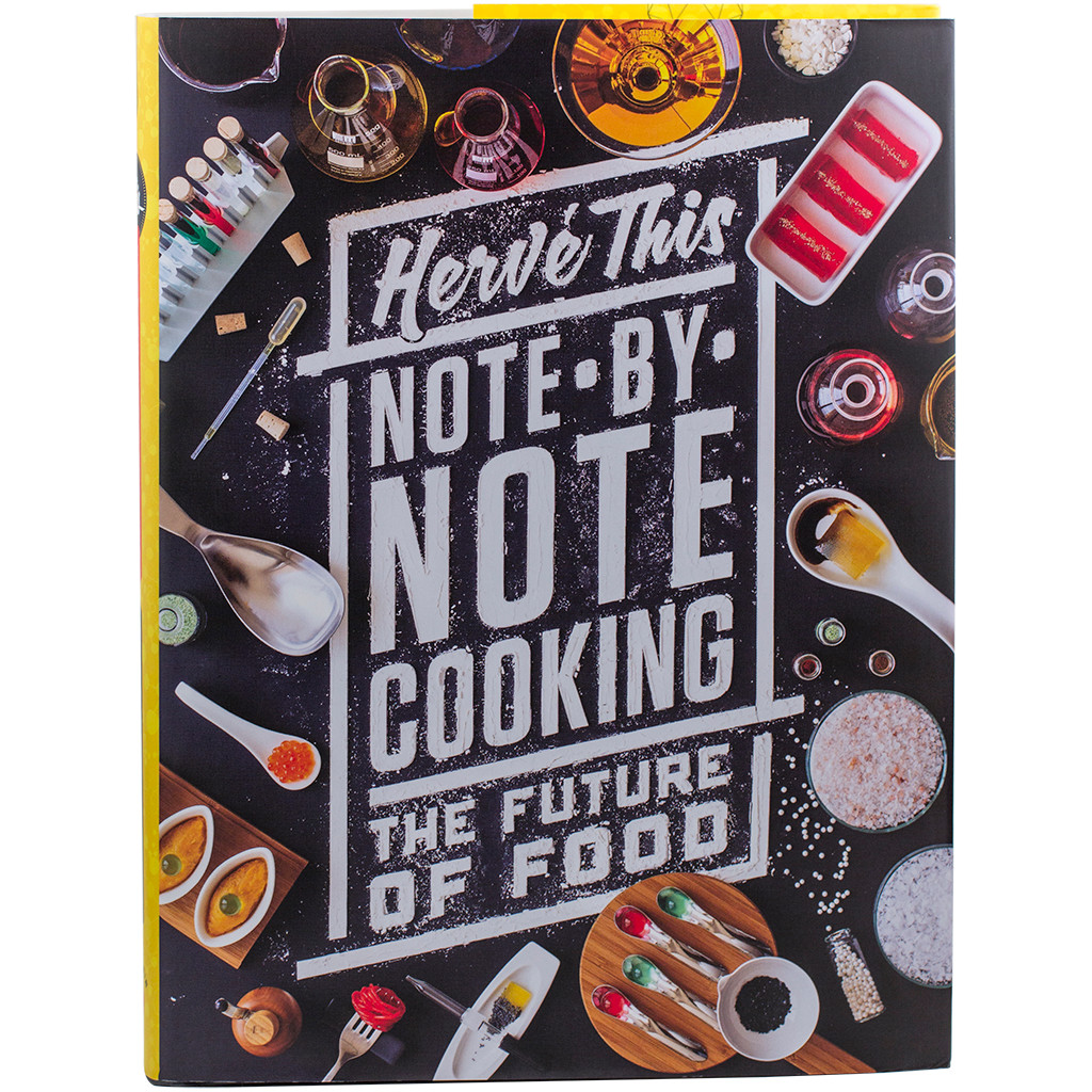 Note by Note Cooking - Herve This
