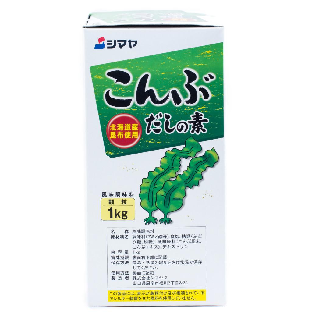 Kombu Dashi Powder 1kg