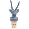 Stag Bottle Stopper