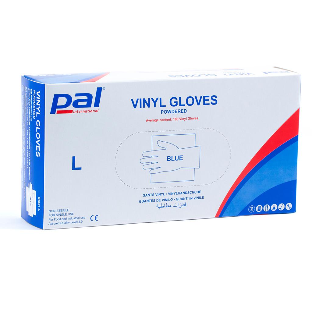 Gloves Vinyl x100