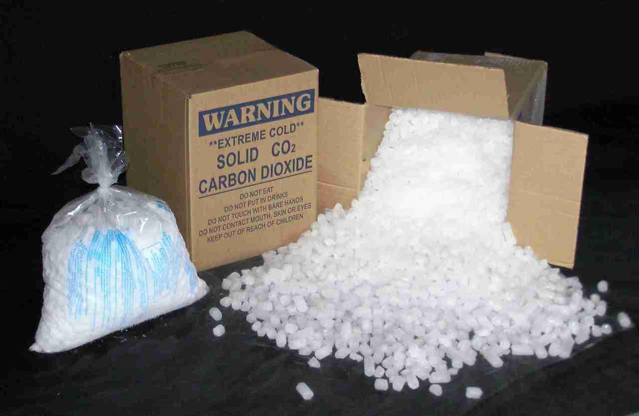 Dry Ice 5 - 50kg