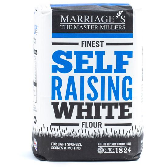 Marriages Self Raising Flour 1.5kg