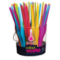 Colour Works Silicone Tweezers 26.5cm