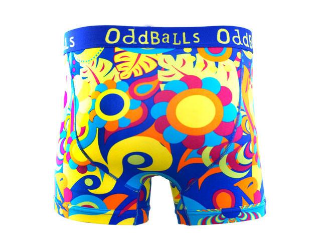 31bd5e70ff Oddballs Boxer Shorts - Hippy Jungle - Infusions