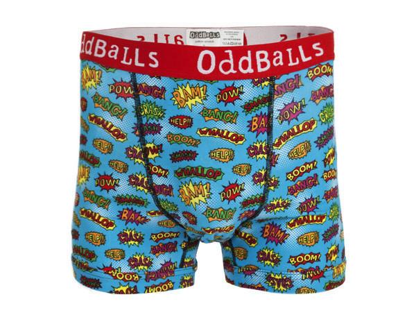 a09d42aa62 Oddballs Boxer Shorts - Pop - Infusions