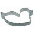 Duck Shaped Metal Cookie Cutter 8.5cm