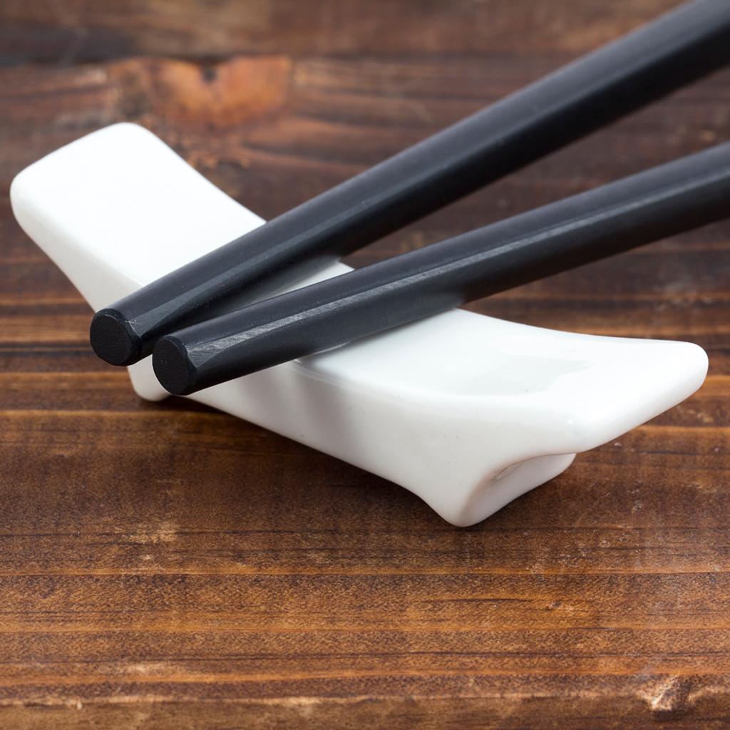 Chopstick Stand - White
