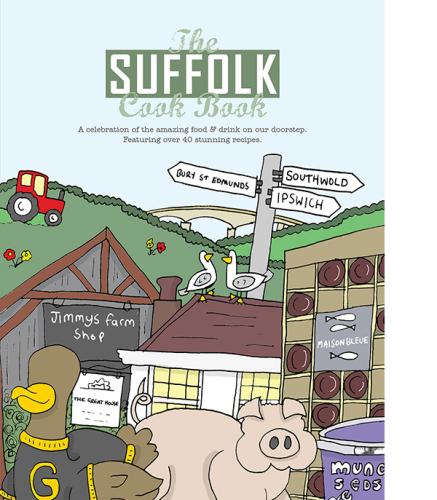 The Suffolk Cookbook