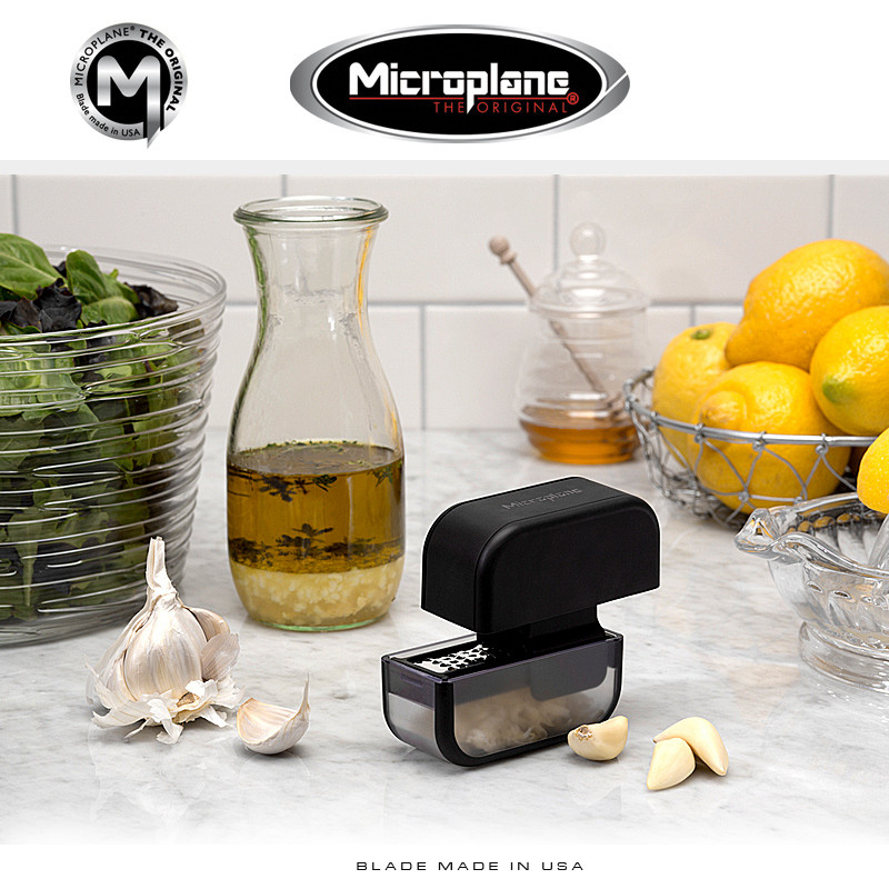 Microplane - Garlic Cutter