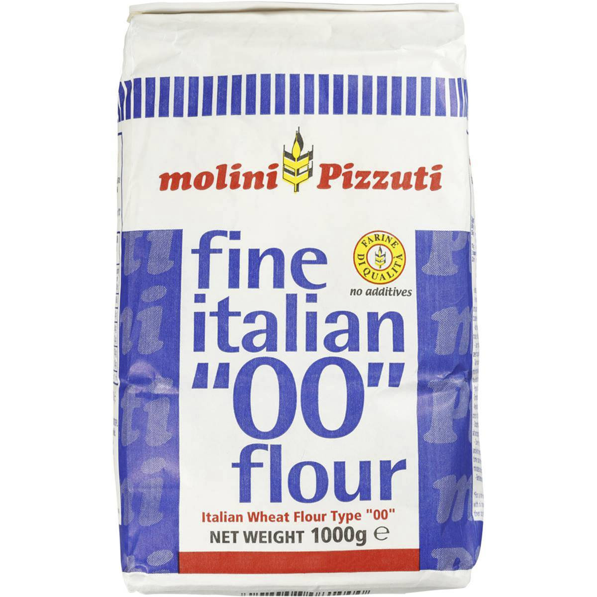 Flour - 00 Pasta - 1.5kg - Infusions