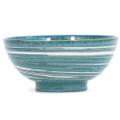 Aqua Glazed Ramen Bowl