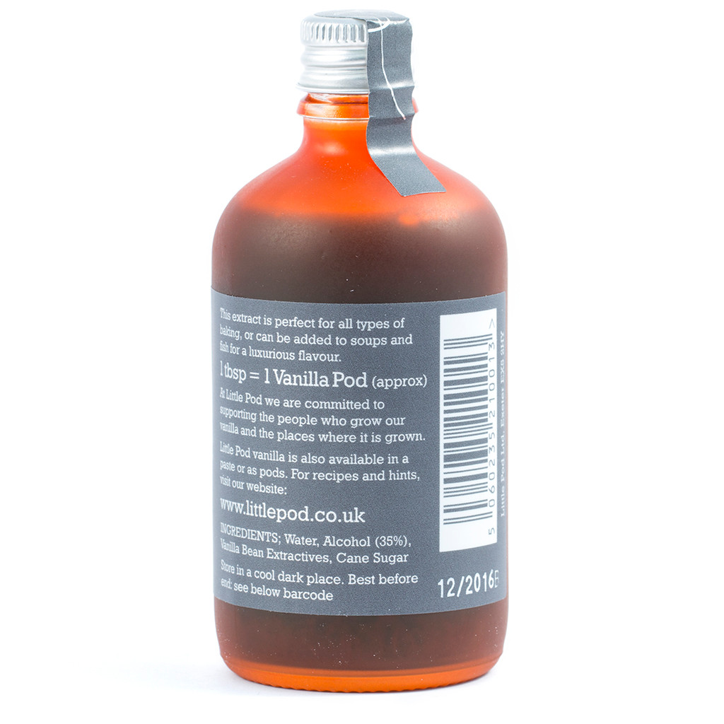 Vanilla Extract 100ml (Little Pod)