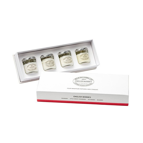 Tiptree English Berries Candle Gift Box