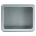 Rectangular Aluminium Window Tin
