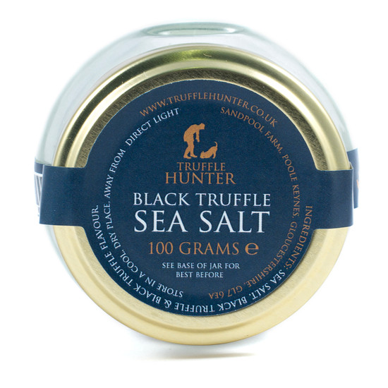 Truffle Salt Black 100g