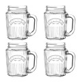 Kilner Vintage Handled Jars - 4 x 400ml
