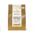 Callebaut Chocolate Callets Gold 30.4% - 2.5kg