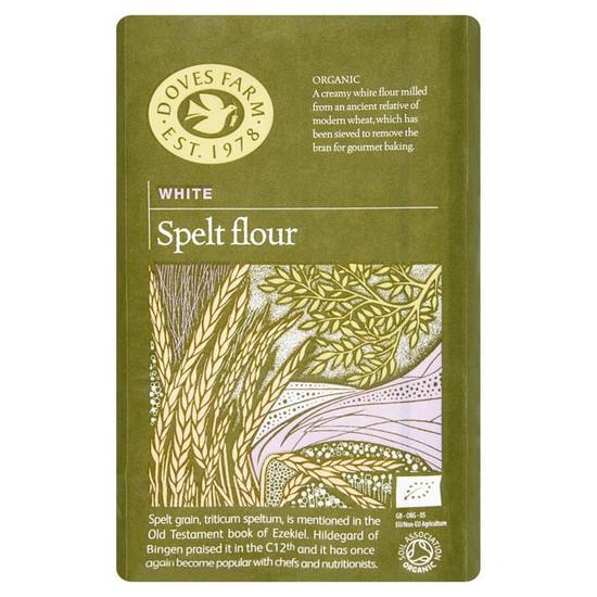 Flour - Doves White Spelt - 1kg