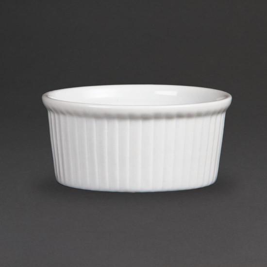 Ramekins White Olympia - 85mm