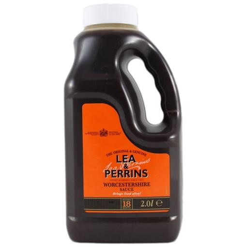Worcester Sauce Lea & Perrins 2lt