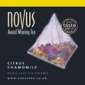 Novus Tea Citrus Chamomile - Foil Sachet x 50