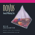Novus Tea Wild Encounter Fruit Infusion - Foil Sachet  x 50