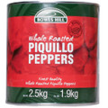 Whole Piquillo Peppers - 2.5kg