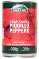 Whole Piquillo Peppers - 390g