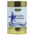 Arnaud Pitted Black Olives - 4.2kg