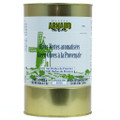 Arnaud Pitted Green Olives - 4.2kg