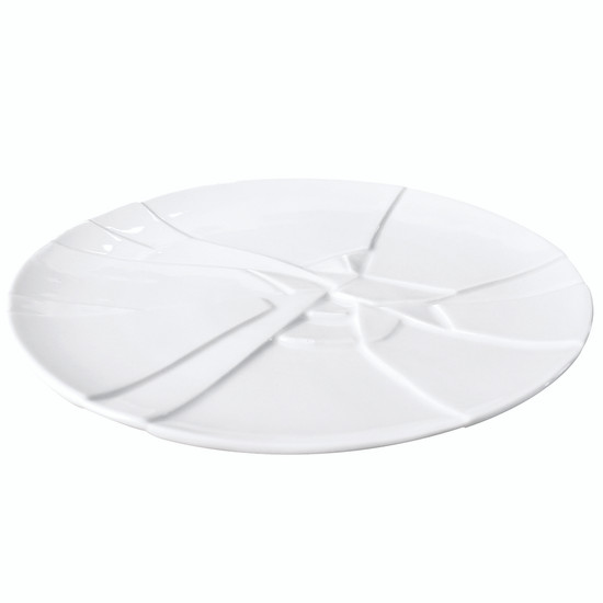 Trencadis Porcelain Plate Round 21cm