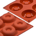 Silicon Mould - Savarin x 8's