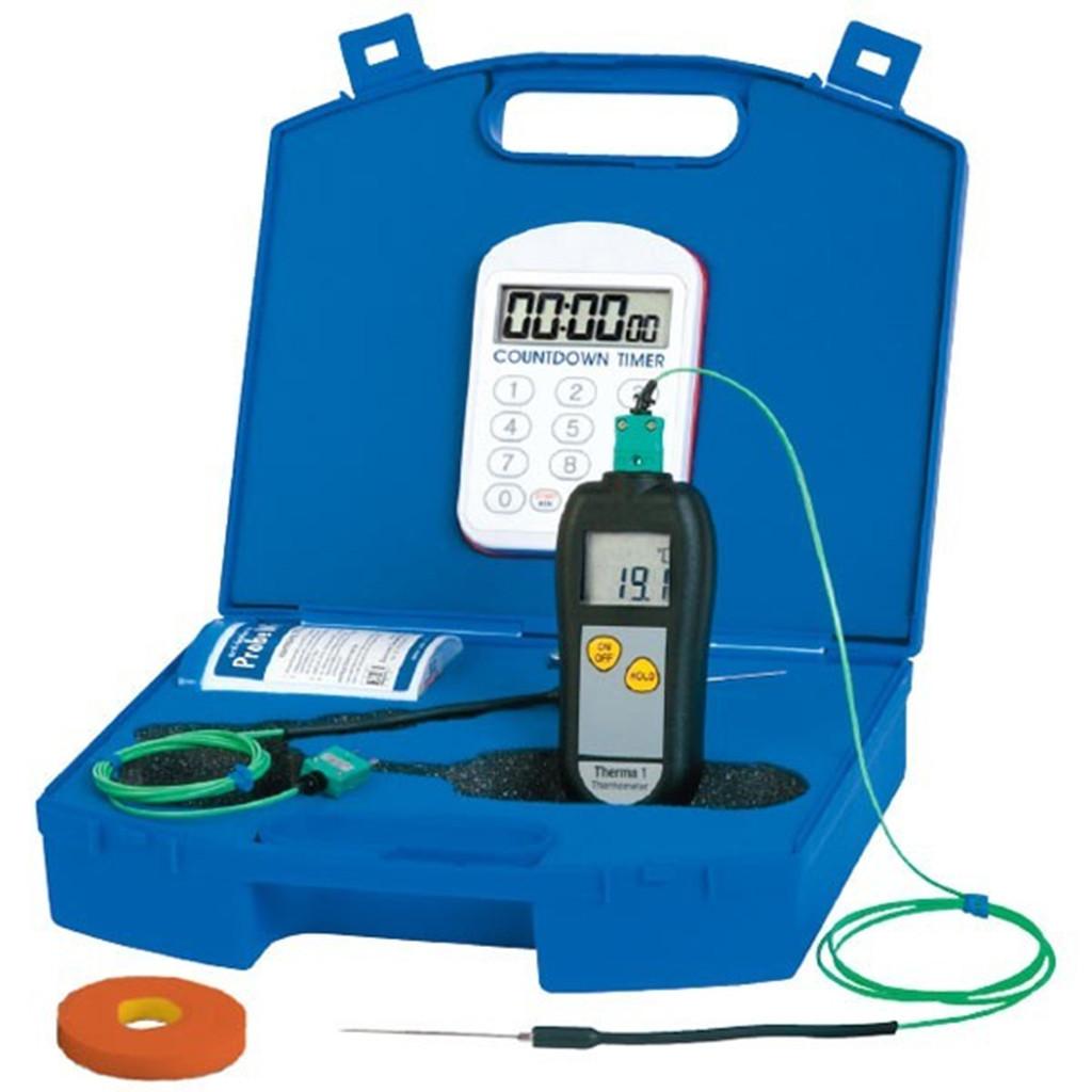 Grant Digital Thermometer Kit - SV-TK