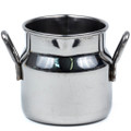 Mini Stainless Steel Milk Churn 7cl